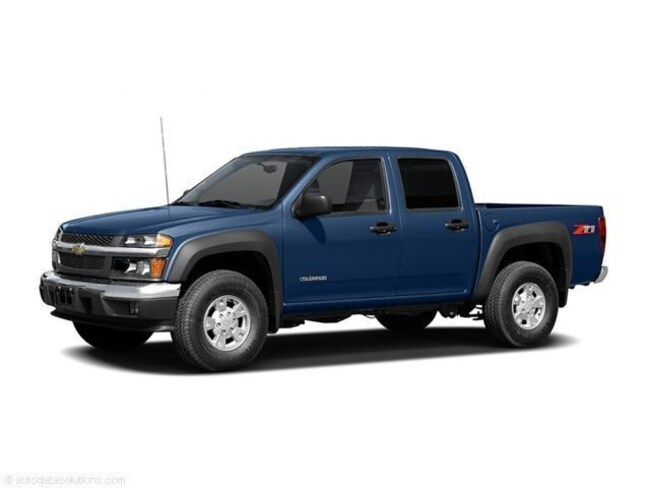 Used 2006 Chevrolet Colorado LT Truck Crew Cab for sale in Erie, PA