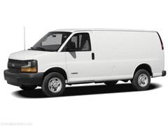 2006 Chevrolet Express Van G1500 Cargo Van 1GCEG15X161260343