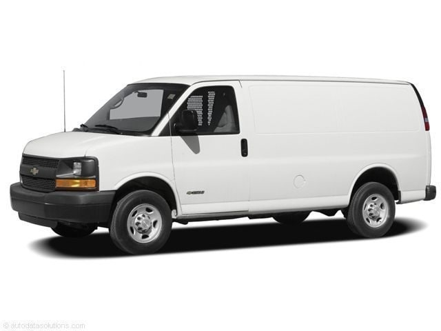 2006 Chevrolet Express 2500 135 WB RWD Van G2500 Cargo Van