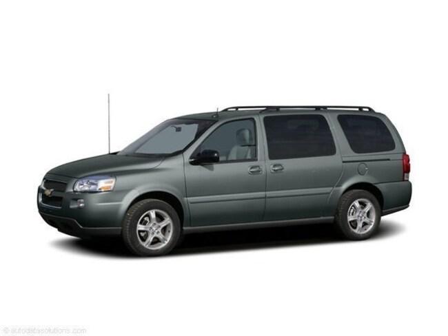 Used 2006 Chevrolet Uplander Van Extended Passenger Van Grand Forks, ND