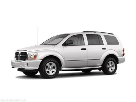Featured Used 2006 Dodge Durango SLT SUV 1D4HB48N06F146847 for Sale in Bend, OR