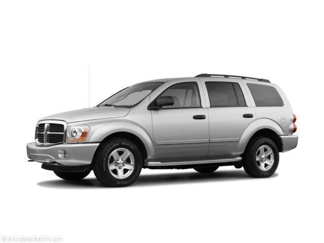 2006 Dodge Durango Limited 4WD Limited 1D4HB58N56F176805