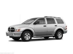 2006 Dodge Durango Limited 4WD Limited 1D4HB58N56F176805 for sale at Goeckner Bros., Inc. in Effingham, IL