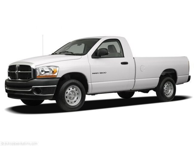 2006 Dodge Ram 1500 ST Truck Regular Cab