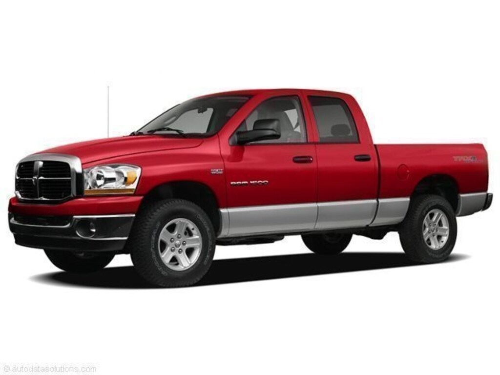 Used 2006 Dodge Ram 1500 For Sale at CARR Chevrolet   VIN