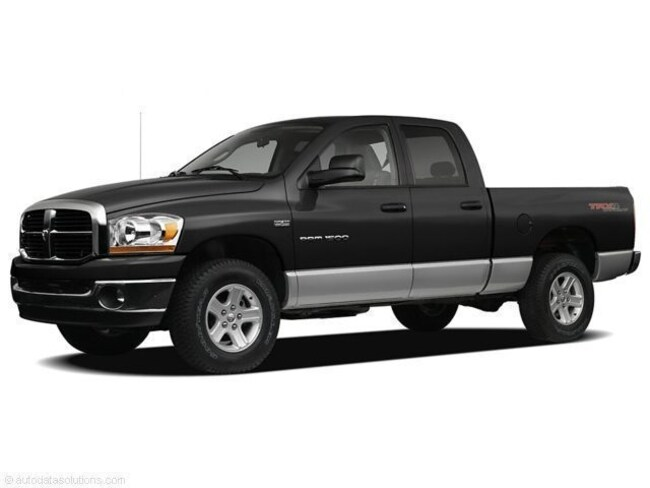 Used 2006 Dodge Ram 1500 SLT/TRX4 Off Road/Sport Truck Quad Cab Near Grand Rapids