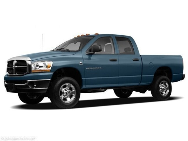 Used 2006 Dodge Ram 2500 Truck Quad Cab for sale in Cooperstown, ND