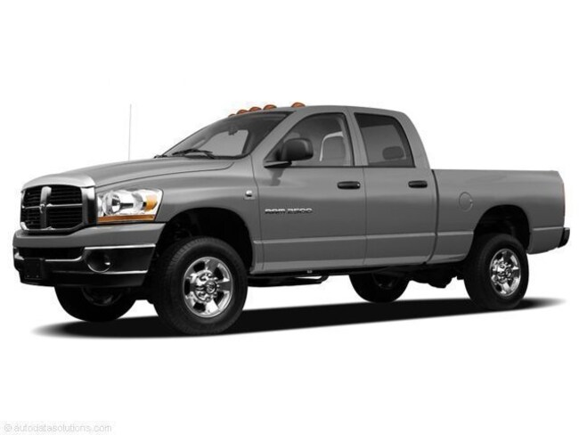 2006 Dodge Ram 2500 SLT Quad Cab Pickup
