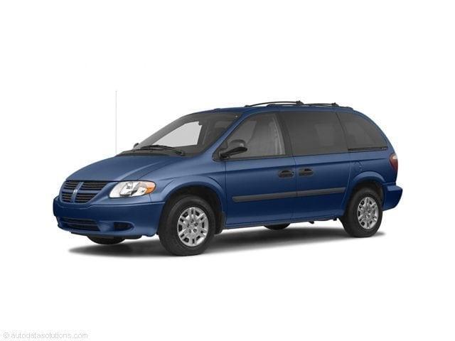 2006 Dodge Caravan SE Passenger Van