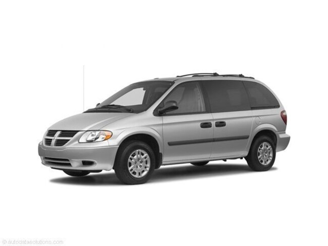 2006 Dodge Caravan SE 4dr Mini Van Minivan