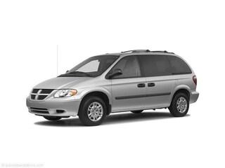 2006 Dodge Caravan SXT Van Passenger Van