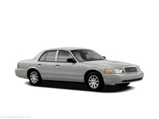 2006 Ford Crown Victoria LX LX  Sedan