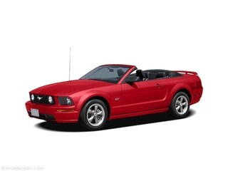 2006 Ford Mustang 2dr Conv Premium Convertible