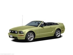 2006 Ford Mustang Delux Convertible
