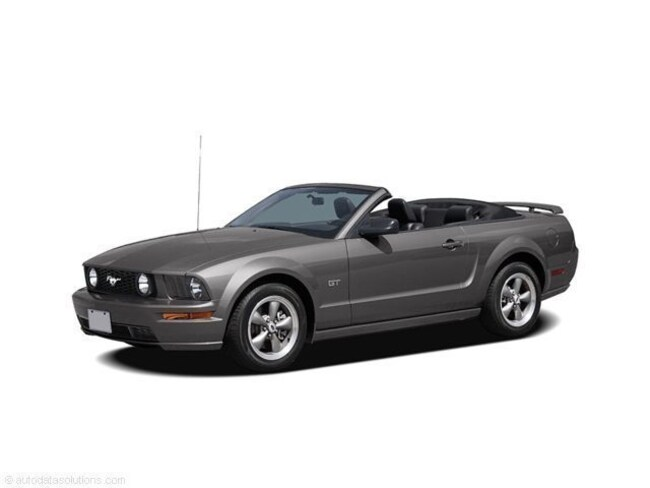 Used 2006 Ford Mustang GT Premium Convertible for sale in Boston, MA
