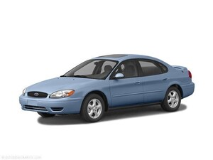 2006 Ford Taurus 4DR SDN SE