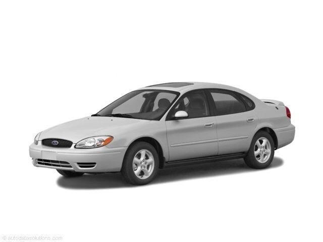 2006 Ford Taurus Sedan