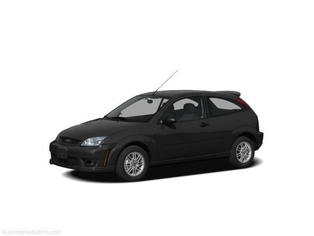 2006 Ford Focus ZX3 Hatchback
