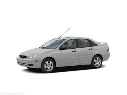 2006 Ford Focus Sedan