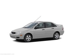 Used 2006 Ford Focus ZX4 Sedan under $10,000 for Sale in Brighton, MI