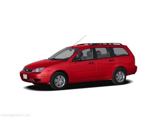 used 2006 Ford Focus 4dr Wgn ZXW SE Wagon in Knoxville TN
