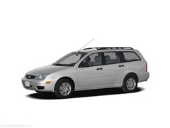 2006 Ford Focus SES Wagon