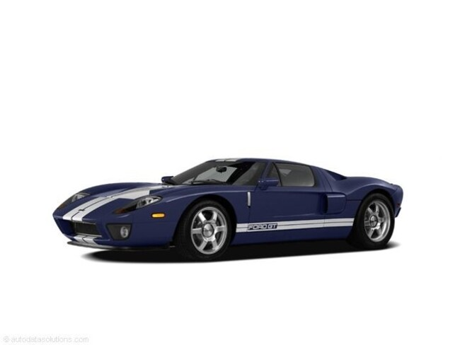 2006 Ford GT Base Coupe