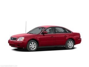 2006 Ford Five Hundred SEL Sedan 1FAHP24166G138807