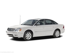 2006 Ford Five Hundred 4dr Sdn Limited Car