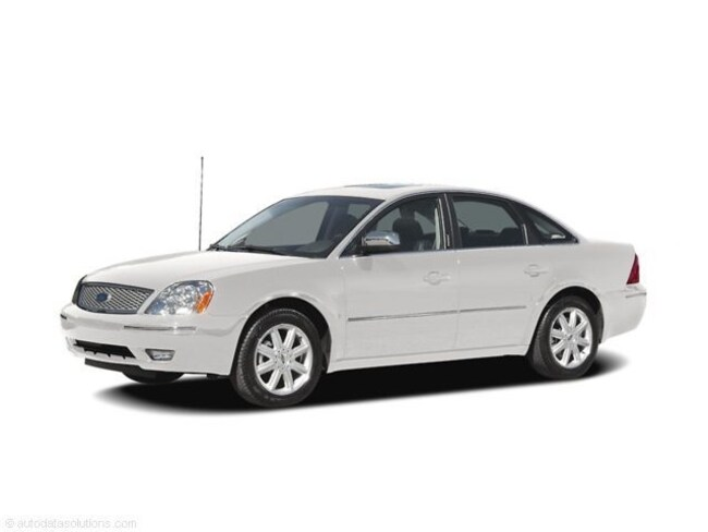 Used 2006 Ford Five Hundred 4dr Sdn Limited Car For Sale Prairieville, Louisiana