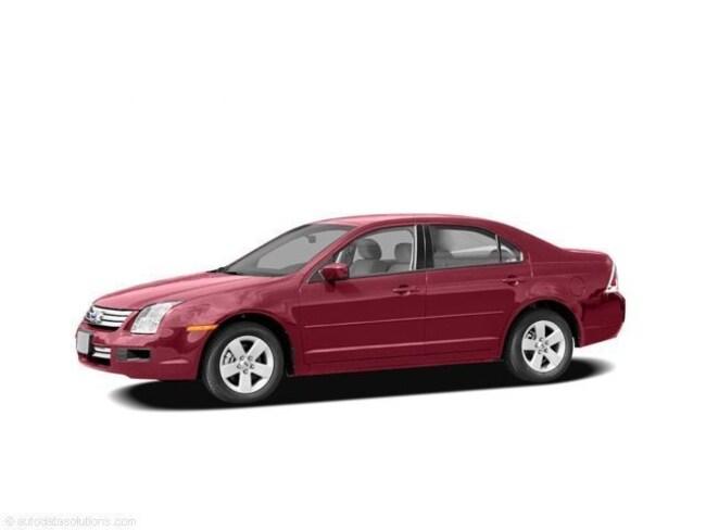 2006 Ford Fusion S Sedan
