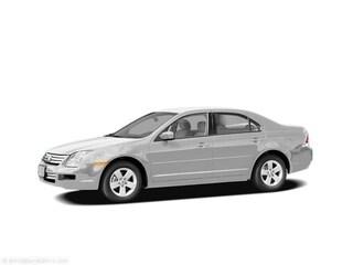 2006 Ford Fusion SE Sedan 4 Cyl