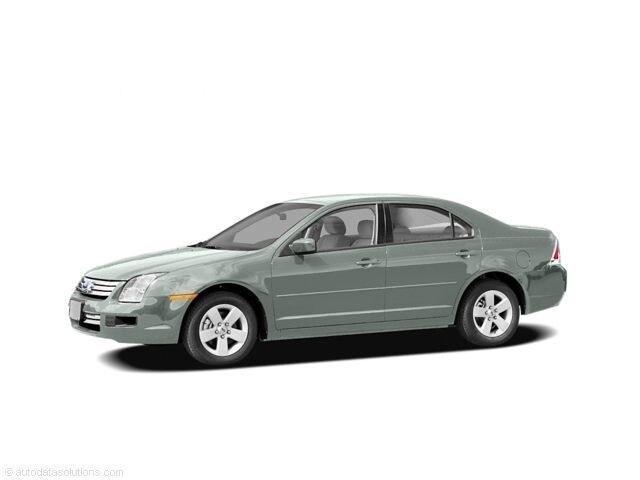 2006 Ford Fusion SE V6 Sedan