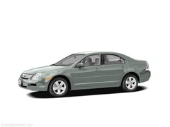 Pre-Owned 2006 Ford Fusion SE V6 Sedan for sale in Lima, OH