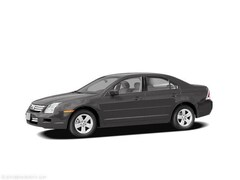 2006 Ford Fusion 4dr Sdn V6 SEL Car