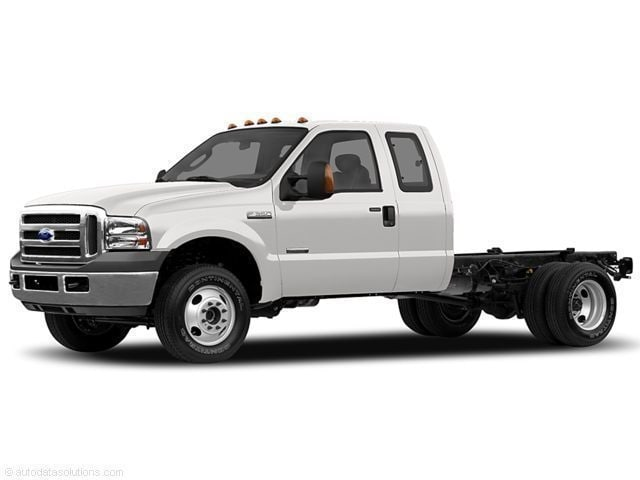 2006 Ford F-350 Chassis Cab XL Chassis Truck