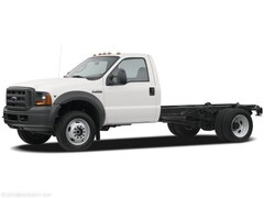 2006 Ford F-550 Chassis Truck Regular Cab