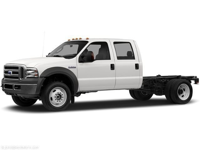 2006 Ford F-550 Chassis Cab Duty DRW Chassis Truck