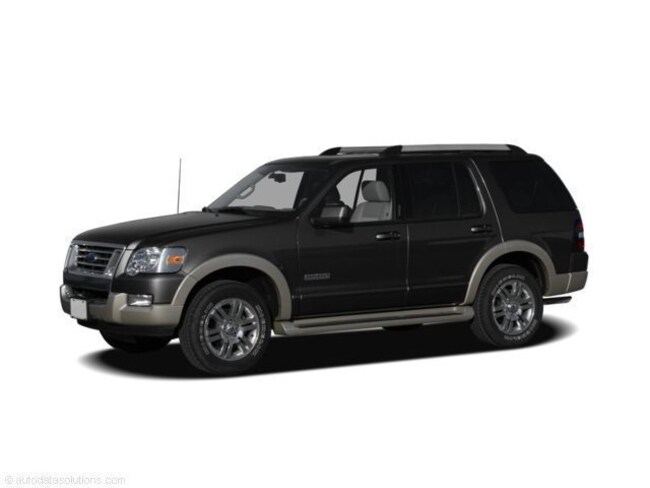 Used 2006 Ford Explorer XLT SUV in El Paso, TX