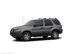 Used 2006 Ford Escape XLS SUV for sale in Baytown