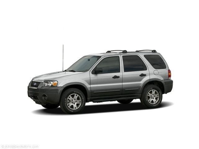 2006 Ford Escape Xls ESCAPE 4