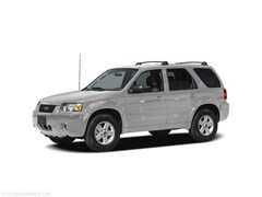 Used 2006 Ford Escape Hybrid SUV For Sale in Havelock, NC