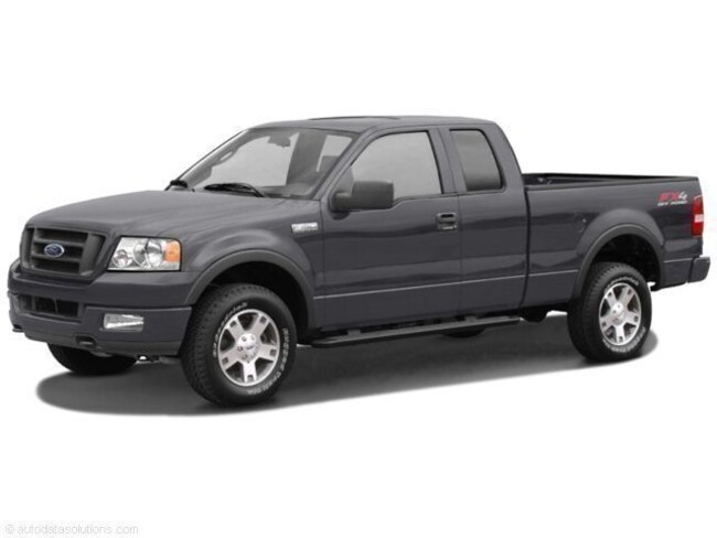 2006 Ford F-150 XLT Extended Cab Pickup