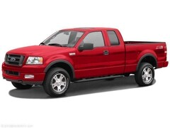 2006 Ford F-150 Supercab 145 XLT 4WD Extended Cab Pickup