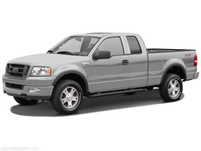 Used vehicle 2006 Ford F-150 Truck Super Cab for sale near you in Morrilton, AR
