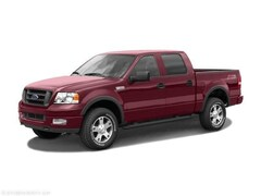 2006 Ford F-150 SuperCrew Truck SuperCrew Cab