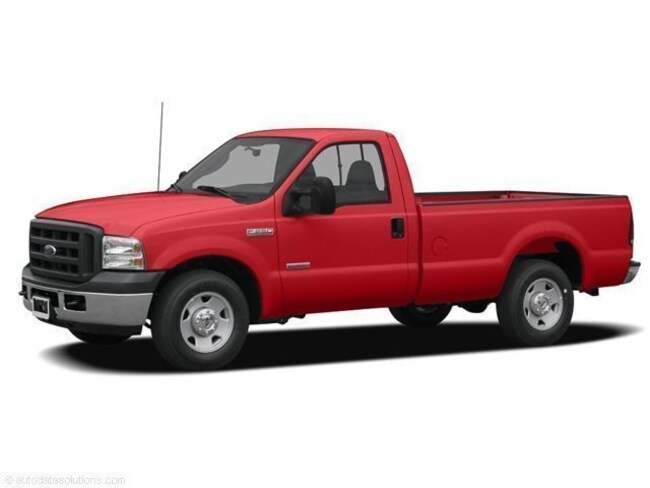 2006 Ford F-250 Long Bed Truck