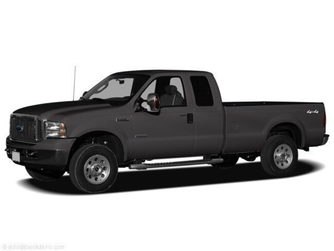 2006 ford f250 engine options