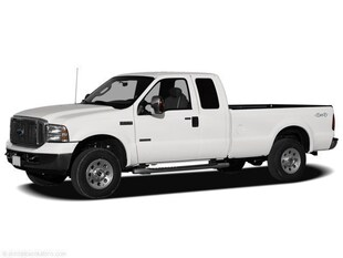 2006 Ford Super Duty F-250 Supercab 158 XLT 4WD Extended Cab Pickup