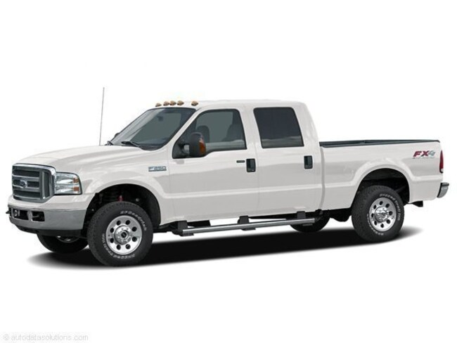 Used 2006 Ford F-250 Truck Crew Cab For sale near Maryville TN